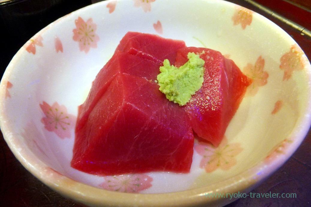 Tuna, Yonehana (Tsukiji Market)