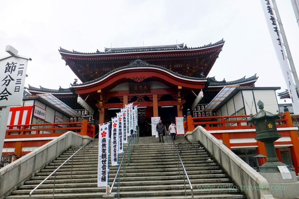 Worship hall, Ozu kannon (Hokuriku&Tokai 2016)