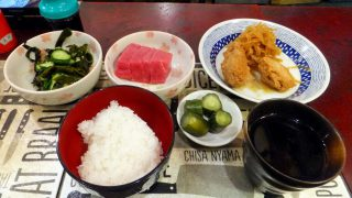 (Moved) Tsukiji Market : Nutritious breakfast at Yonehana (築地 米花)