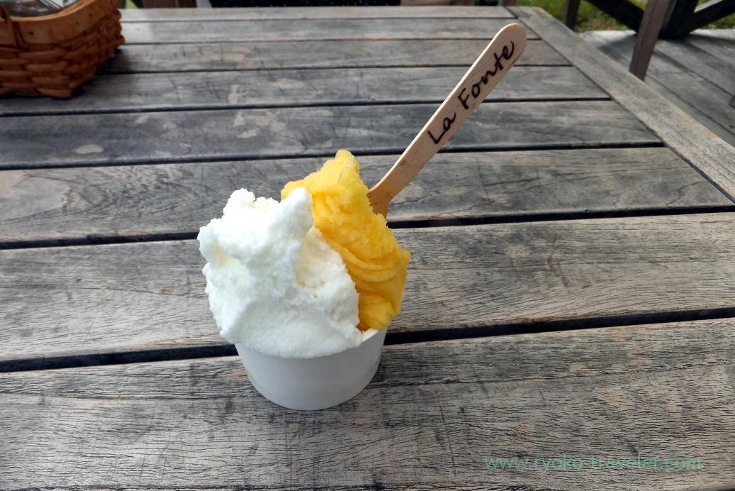 Mango and salt, La Fonte (Amami 2015)