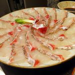 Kinshicho : Red sea bream-centric dinner at Tokichi (藤吉)