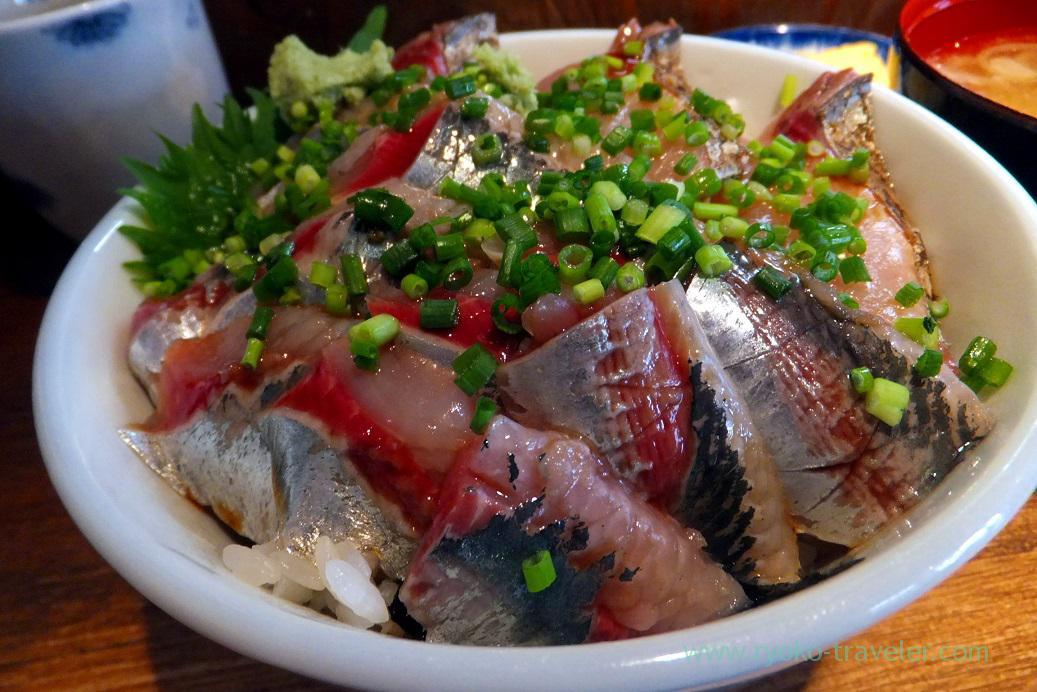 Sardine, Hajime Sengyo-ten (Tsukiji)