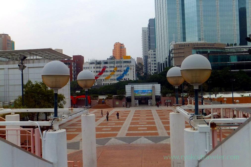 Square, Kowloon Park ,Tim Sha Tsui (Hongkong 201602)