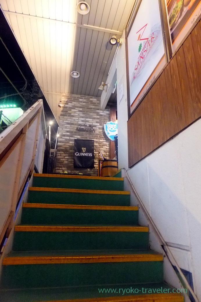Stairs to Sansar, Sansar Motoyawata branch (Motoyawata)