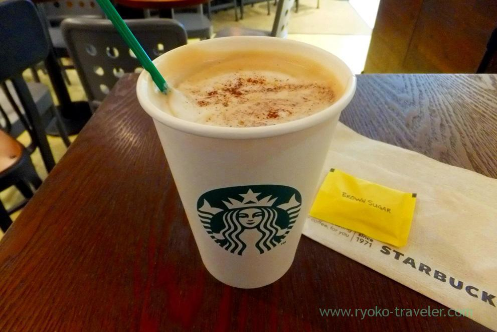 Starbucks coffee ,Tim Sha Tsui (Hongkong 201602)