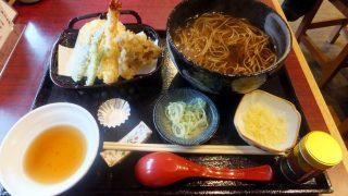 Funabashi : Juwari soba at Amaneya (あまねや)