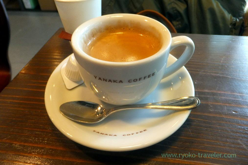 Today's coffee, Yanaka Coffee-ten Shiba-daimon branch (Daimon)