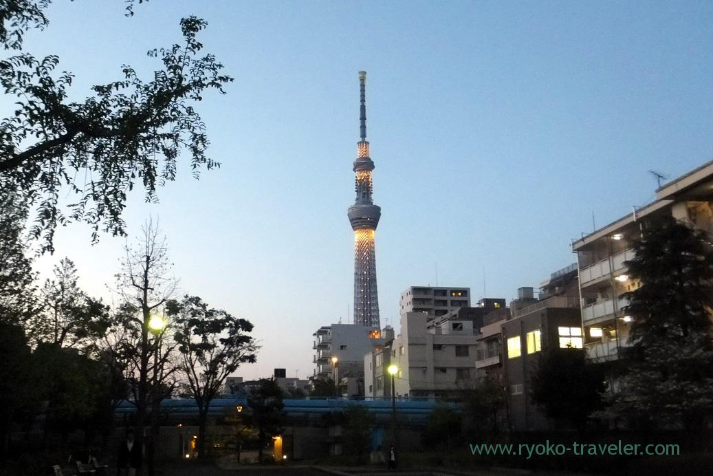 Tokyo skytree (Oshiage)