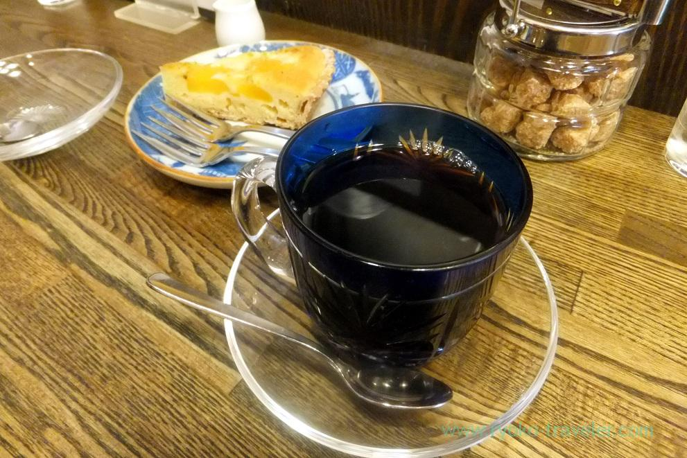 Coffee in Kiriko, Sumida coffee (Kinshicho)