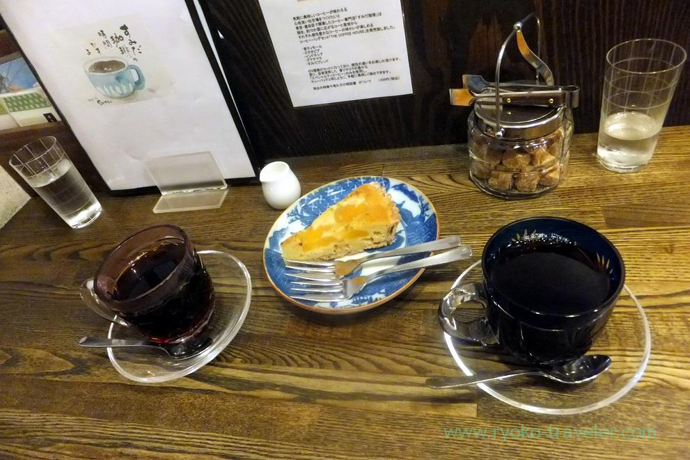Coffee time, Sumida coffee (Kinshicho)