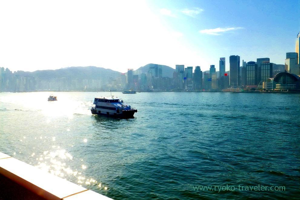 Ship, Tsim Sha Tsui promnade , Tsim Sha Tsui (Hongkong 201602)
