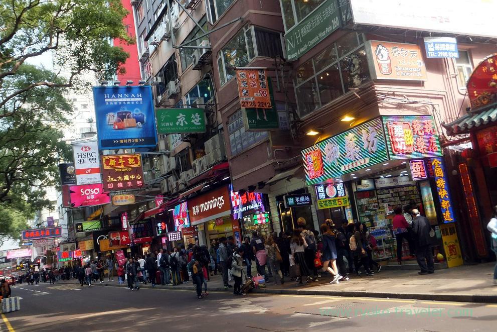 Street, Tsim Sha Tsui (Hongkong 201602)