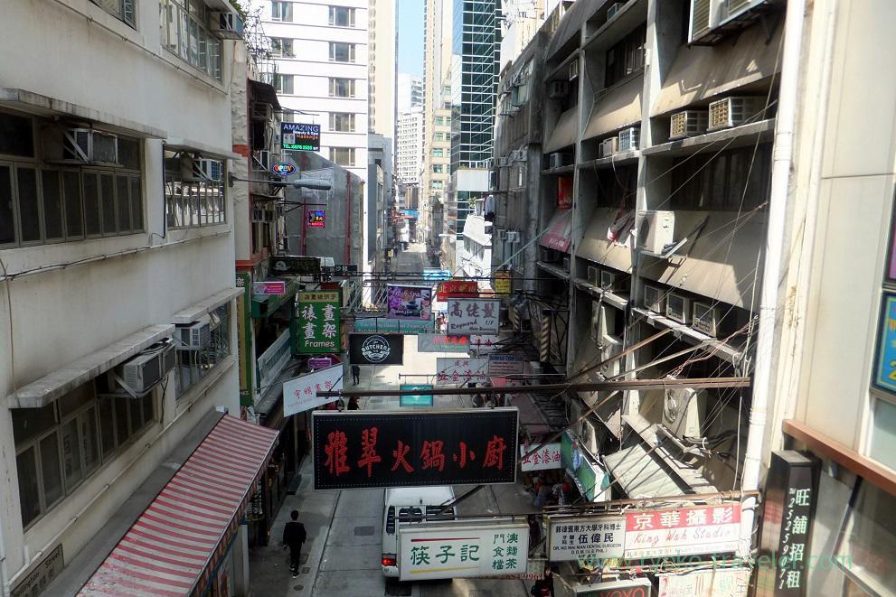 Town, Central (Hongkong 201602)