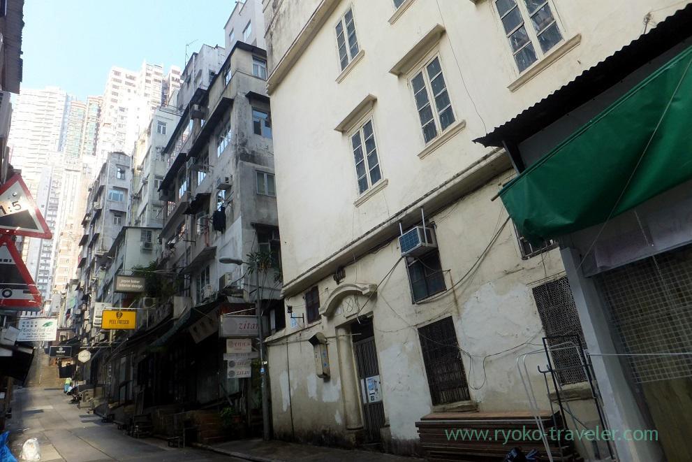 Town4, Sheung Wan (Hongkong 201602)