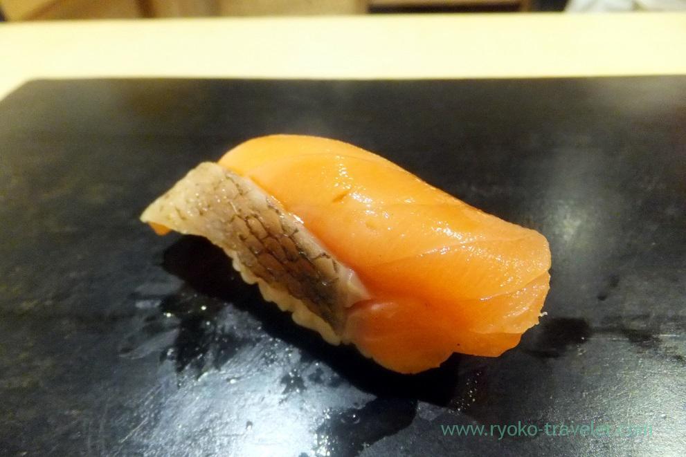 Trout, Sushi Hashimoto (Shintomicho)
