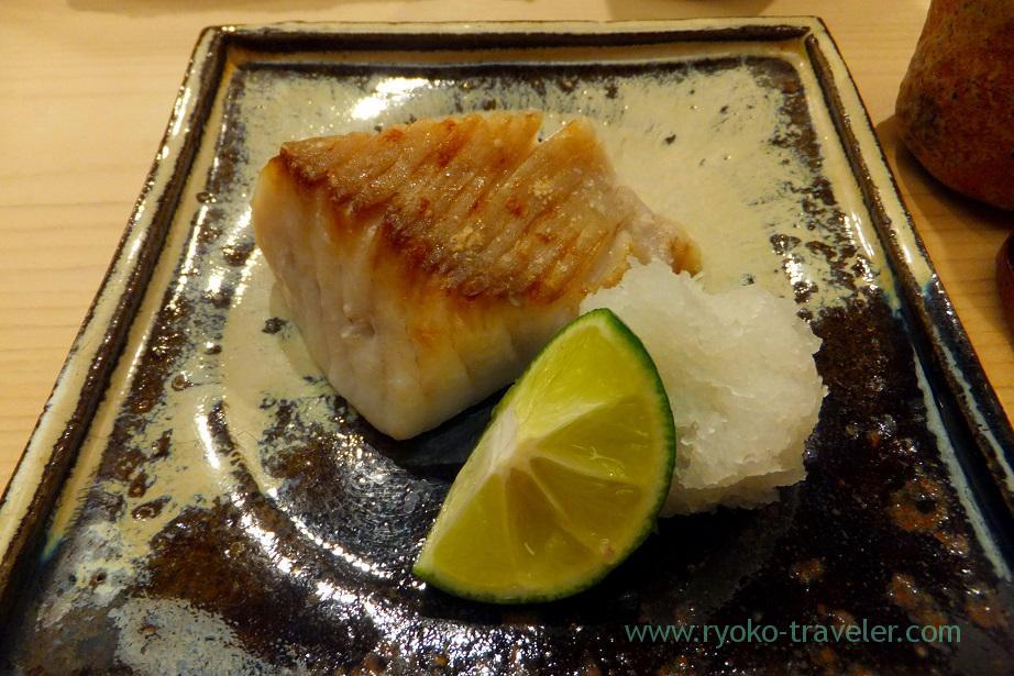 Butterfish, Nihonbashi Kakigaracho Sugita (Suitengu-mae)