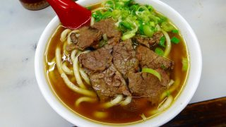 Taipei : Liu Shan Dong Beef Noodles (劉山東牛肉麵)