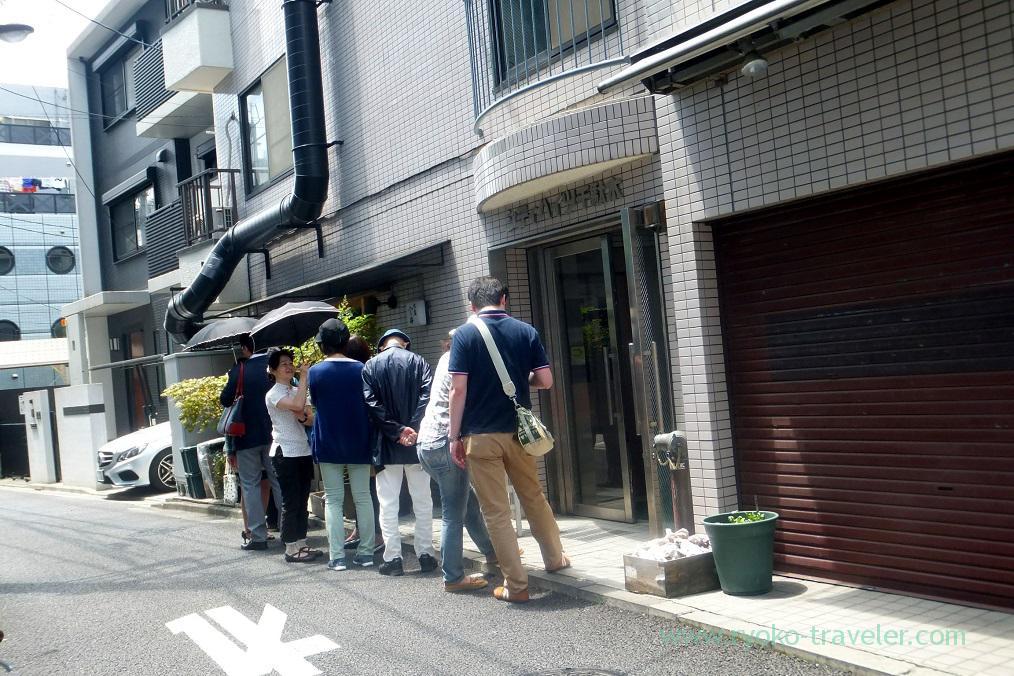 Long Line, Yakitori Imai (Sendagi)