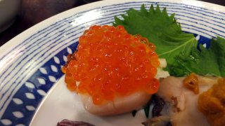 (Moved) Tsukiji Market : Splendid sashimi breakfast at Yonehana (米花)