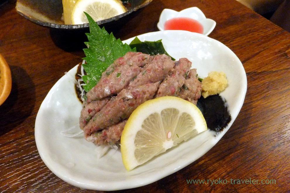 Sardines namero, Funakko (Higashi-Funabashi)