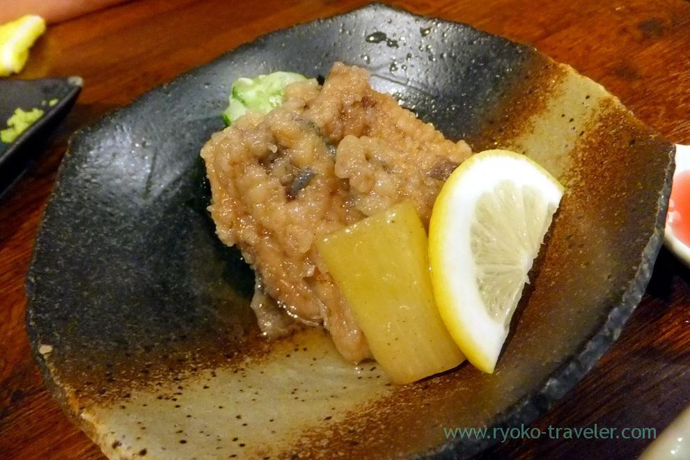 Sardines nanban-duke, Funakko (Higashi-Funabashi)