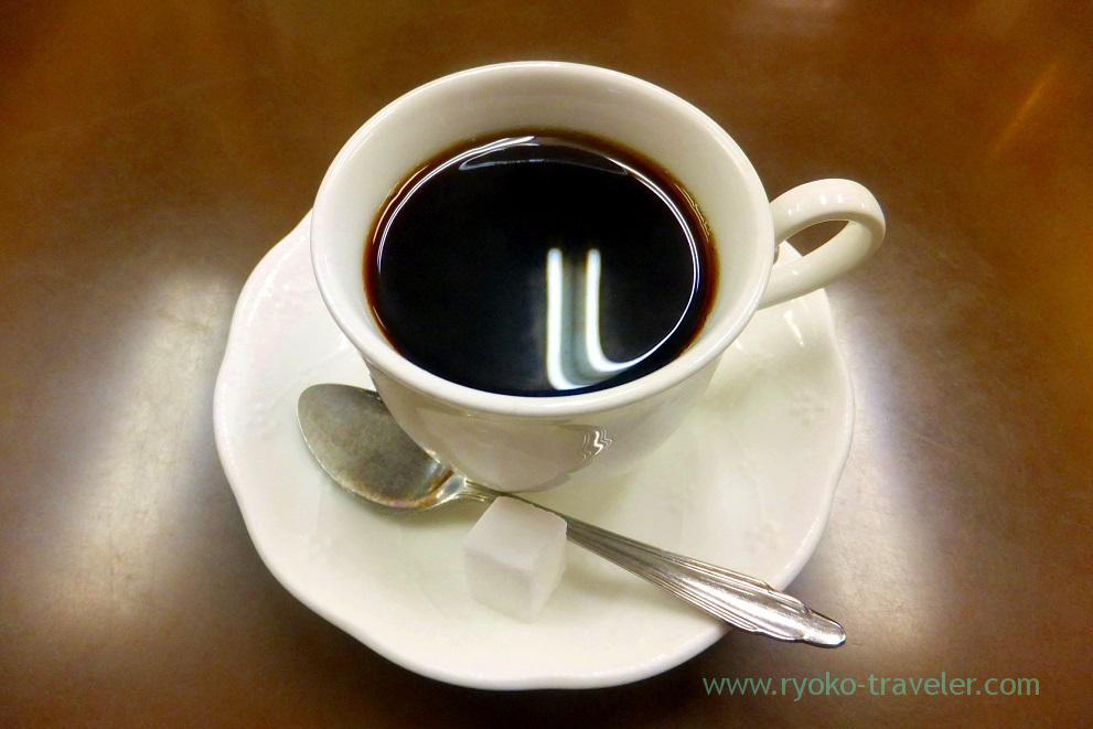 coffee, Senriken (Tsukiji Market)