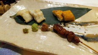 Tsukiji : Conger eel-centric dinner at Kichiya (吉弥)