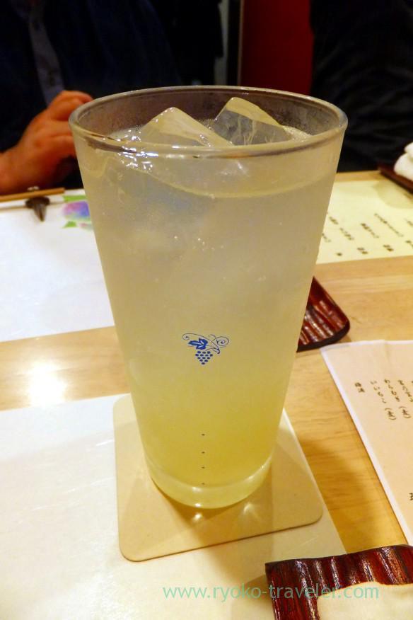 lemon-sour-kichiya-tsukiji