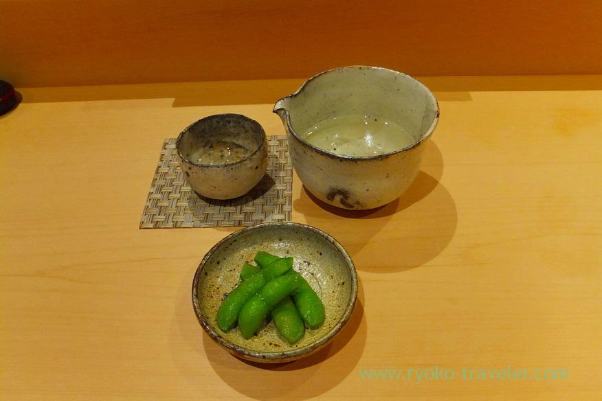 soramame-and-japanese-sake-sushi-hashimoto-shintomicho