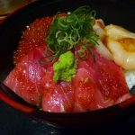 Funabashi : Last lunch at Maguro-ichi (まぐろ市)