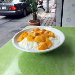 Taipei 2016 Spring : Awesome Mango Xue Hua Bing at Pinsan (冰讃)