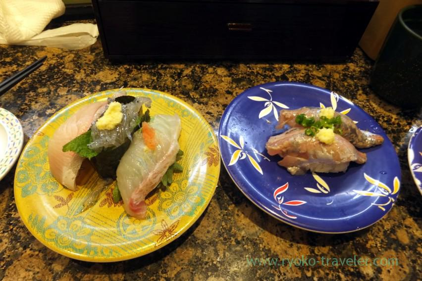 3-portion-set-and-horse-mackerel-kaisen-misakiko-kamakura-komachi-dori-branch-kamakura