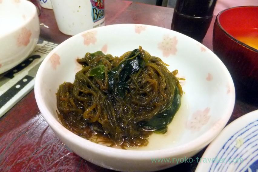 mozuku-seaweed-yonehana-tsukiji-market