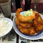 Tsukiji Market : Healthy breakfast at Yonehana (米花)