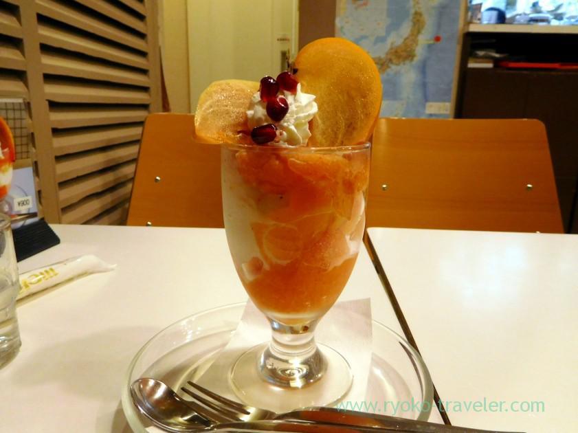 persimmon-parfait-fukunaga-fruits-parlor-yotsuya-sanchome