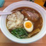Shintomicho : Shoyu ramen at Mendokoro Taisho (麺処 帯笑)