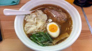 Mendokoro Taisho (麺処 帯笑) in Shintomicho