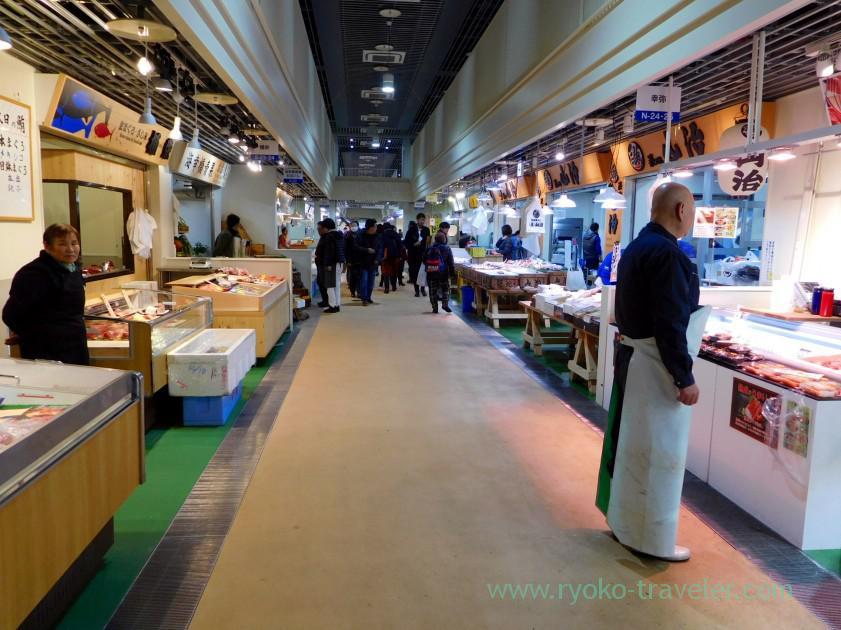 Stores2, Tsukiji uogashi (Tsukiji)