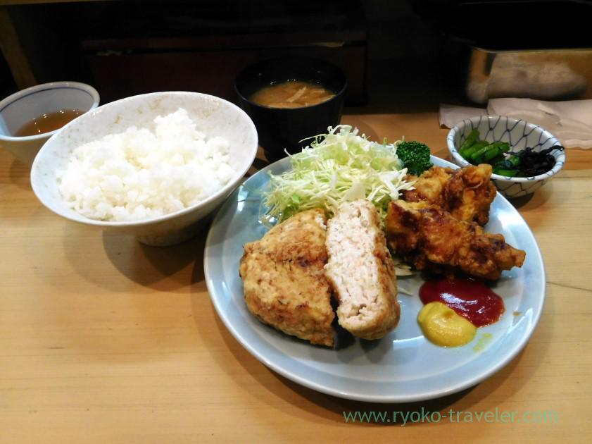 Tori-Shinjo, Toriyaki Tatsunoji (Tsukiji)