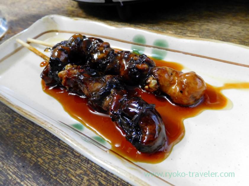 Eels innards, Toyotaya (Hirai)