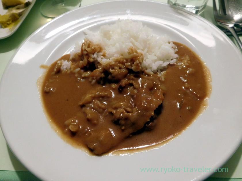 Hayashi rice, Persil (Ginza)