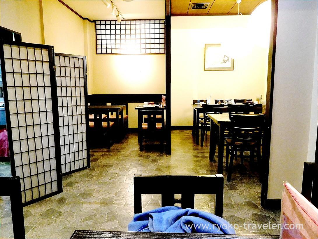 Interior, Irie (Monzen-nakacho)