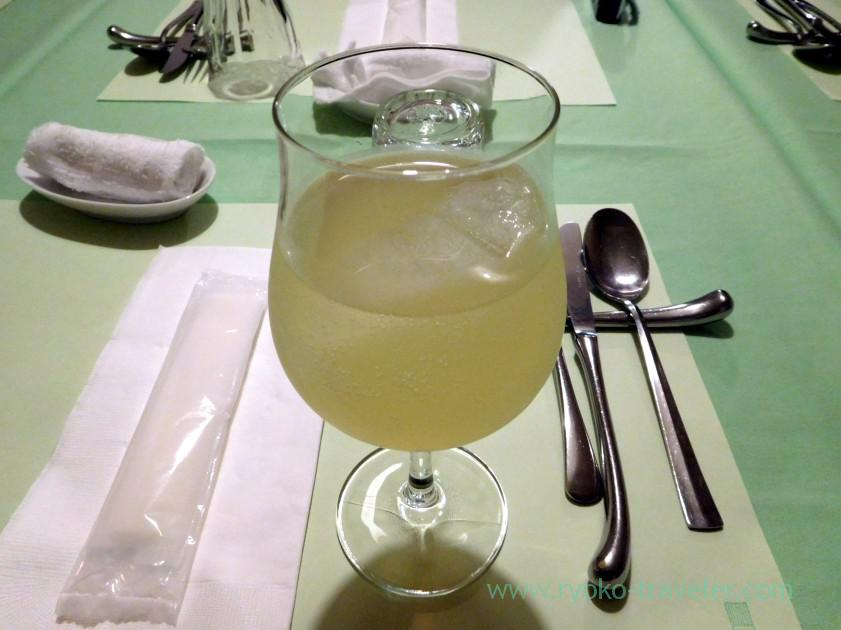 Special drink, Persil (Ginza)