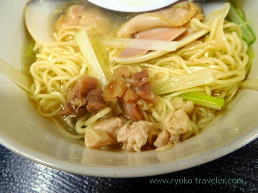 Chickens, Torito Bunten (Tsukiji market)