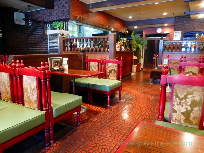Interior1, Coffee Monarisa (Funabashi)