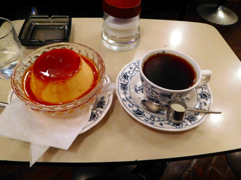 Jumbo pudding set, Hekkerun (Toranomon)
