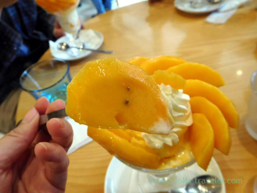 Mango, Fruits Parlor Goto (Asakusa)