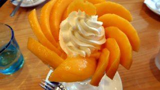 Asakusa : Taiyo no tamago parfait at Fruits Parlor Goto (フルーツパーラーゴトー)