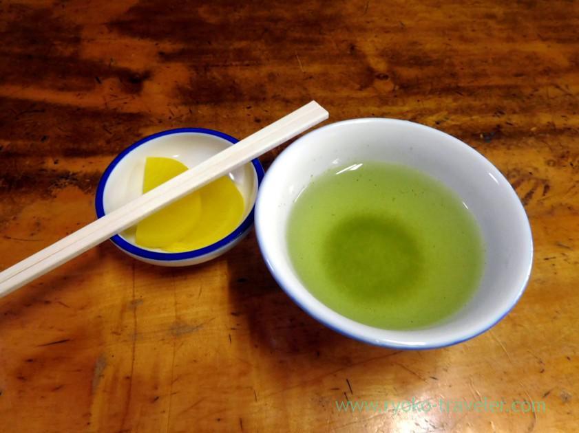 Tea, Yatsudeya (Awajicho)