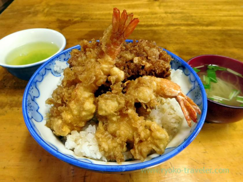 Tendon, Yatsudeya (Awajicho)